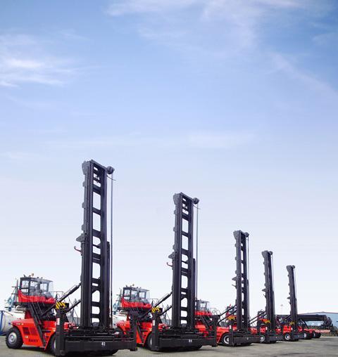 珠海国际货柜码头DCY90K8C施工项目