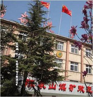 铜川矿务局陈家山矿案例施工项目