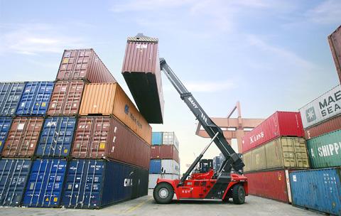 2010年广州港SRSC45C施工施工项目