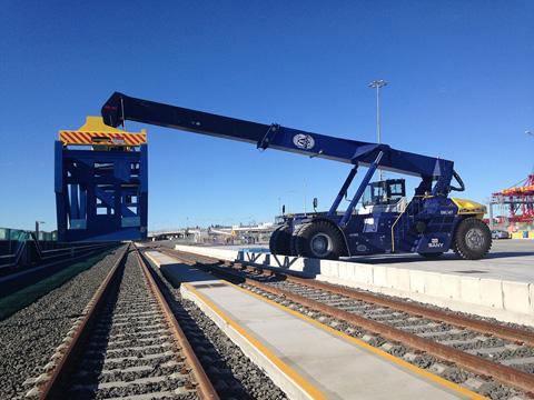 2014年澳大利亚SRSC4545施工项目