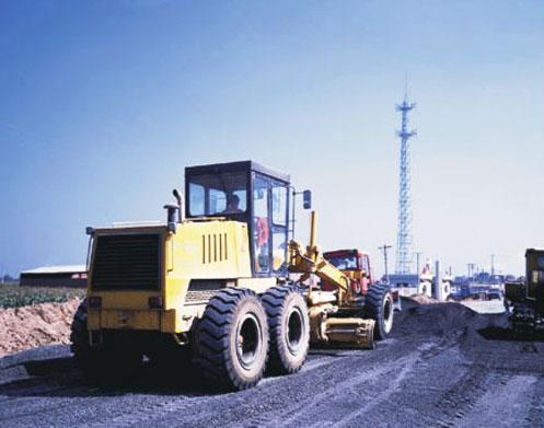 三一路机参与东莞松山湖工程施工项目