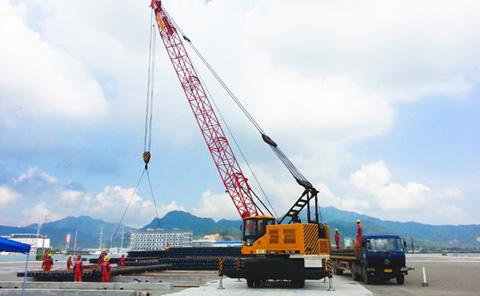 2014年中海油SQLY35施工项目
