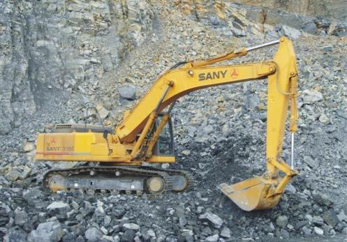 巴西铁矿山施工施工项目