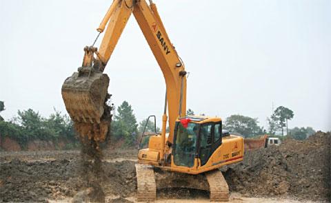 三一参与江西赣州昆夏高速赣州路段工程建设施工项目