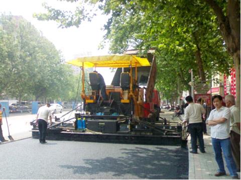 SM2000型铣刨机河南郑州施工施工项目