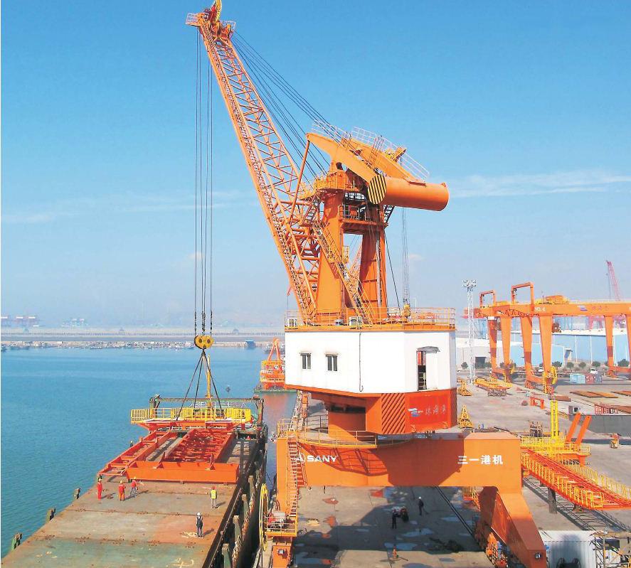 2015珠海港SMQG施工项目