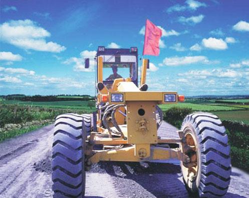 三一平地机助力青藏铁路修建施工项目