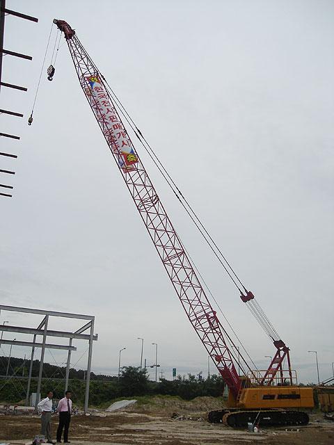 无插件直播(SCC1500C)参与韩国利川冷库工程施工施工项目