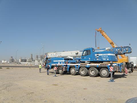 1STC1000参与盐步石油炼化扩建项目施工项目