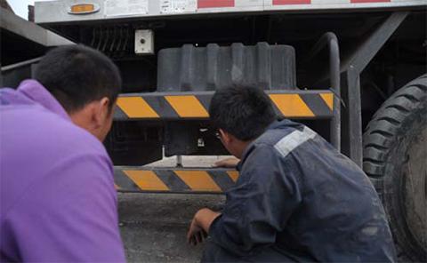新疆救援案例 对象:三一25T起重机施工项目
