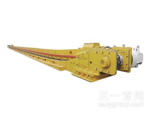 ZY660014.5/31型液压支架伟晔矿施工案例施工项目