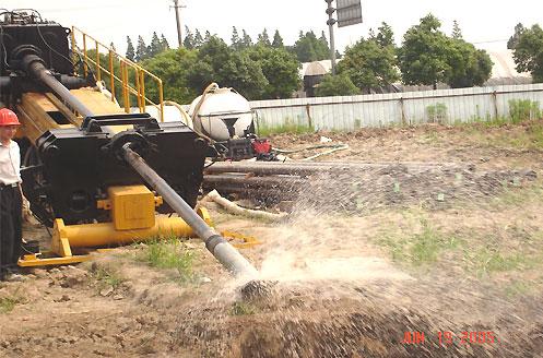 无插件直播解除广州地区无法使用旋挖钻机施工的魔咒施工项目