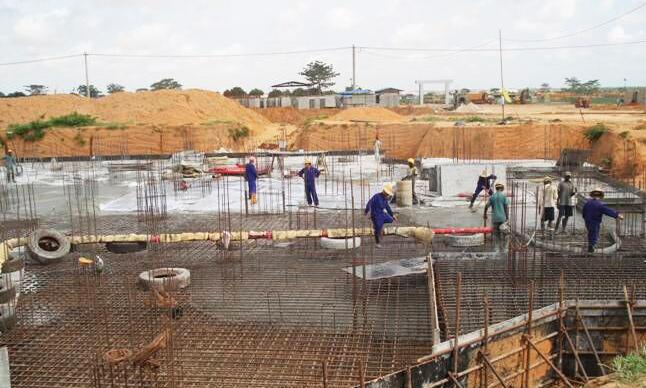 三一拖泵参与安哥拉罗安达市政水管道系统建设施工项目