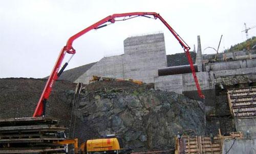 俄罗斯Sayano-Shushenskaya水力发电站重建施工项目