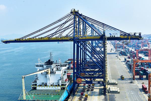 STS6565珠海港岸桥施工项目