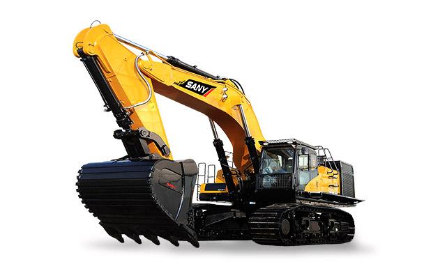 SY850H-8大型挖掘机