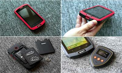三一集团出品手机:SANY V6 精英版