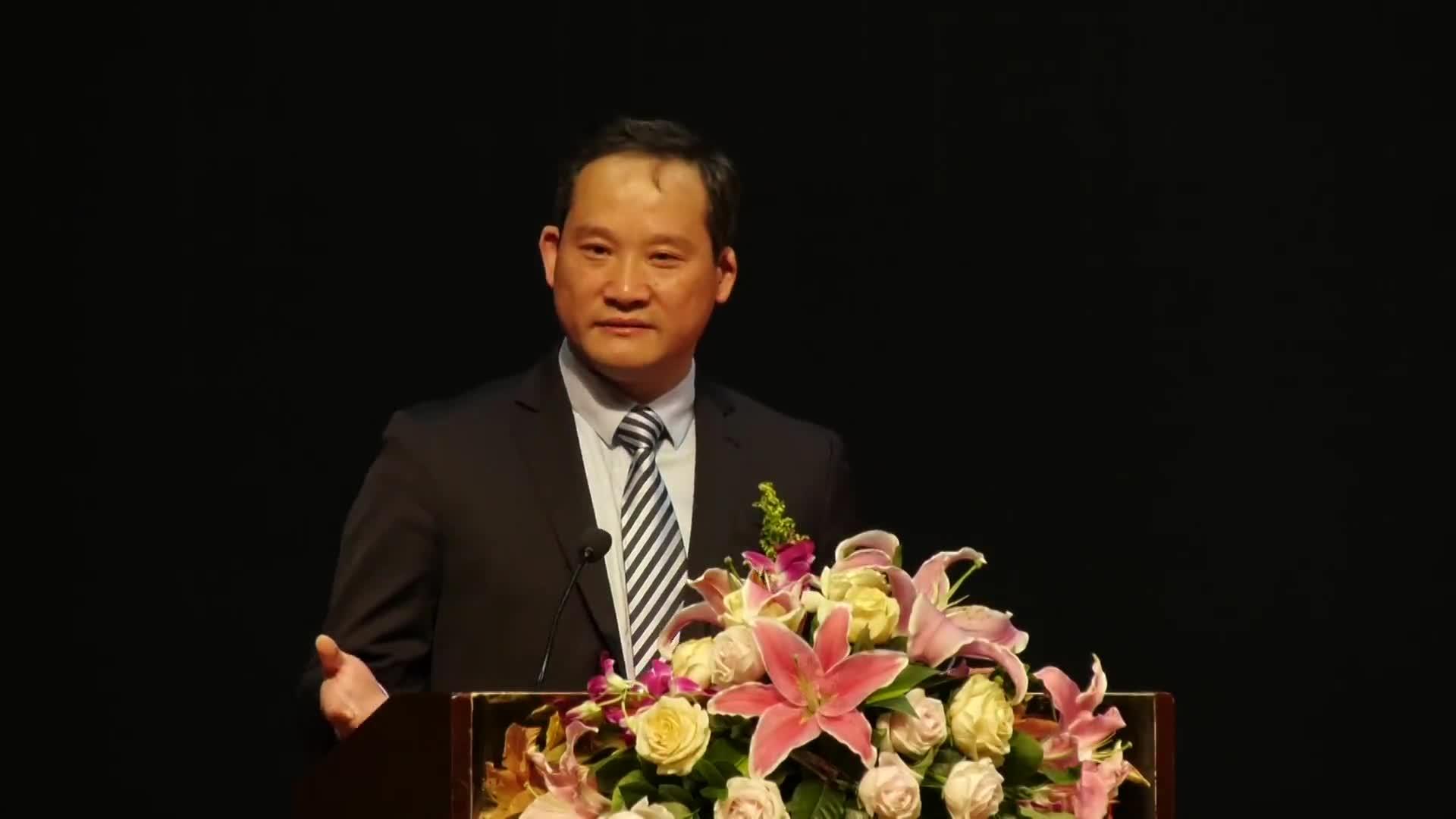 莎娜重卡千家千人服务商峰会梁林河先生讲话