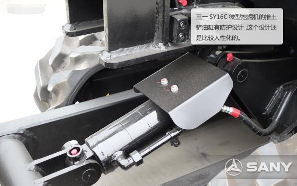 推土铲油缸
