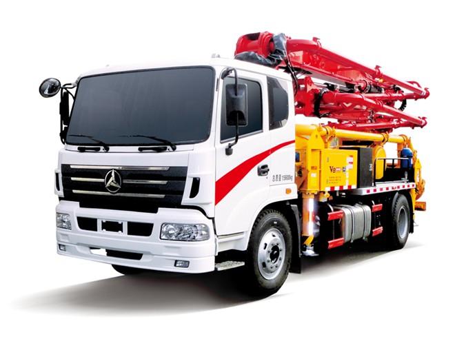 V8系列混凝土泵车