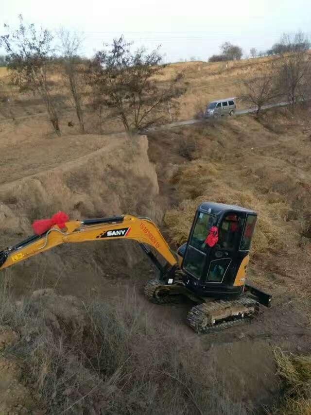 三一SY35微挖
