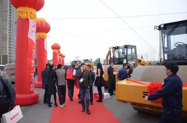 三一路机2017全国巡展哈尔滨站精彩集锦