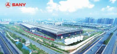 湖南日报:三一集团进军住宅产业化,助推湖南两型建设