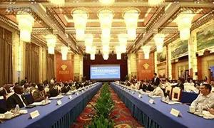 """36个非洲国家驻华使节参观""""中国制造"""""""