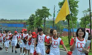 湖南新闻网:三一集团总裁邀安仁县50名初中生赴长沙参加夏令营