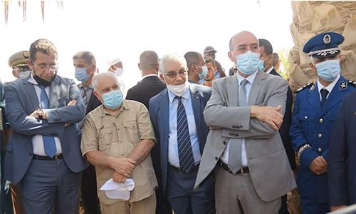 三一挖机参与阿尔及利亚输油管道的修复工作
