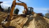 三一挖掘机施工案例之法国