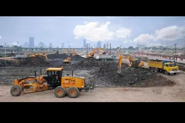 三一在泰国销售设备超过2000台居国内工程机械企业之*