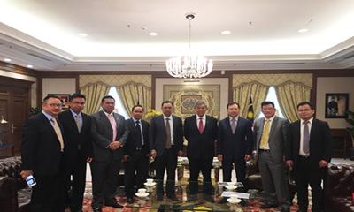 三一集团首个马来西亚住宅工业化项目