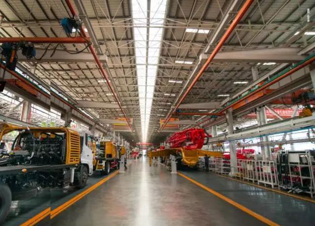 市场丨混凝土机械行业回暖 各方利好或将迎来暴发