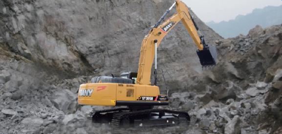 挖掘机出口哪家强 三一挖掘机海外爆款逐个数