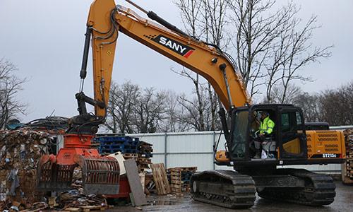 挖机环境风险指南 操作手作业前必读