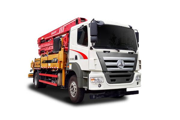 三一重工:泵车保养必看!泵车保养方案--机械部分