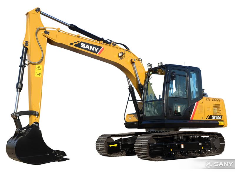 三一155C-10挖土机