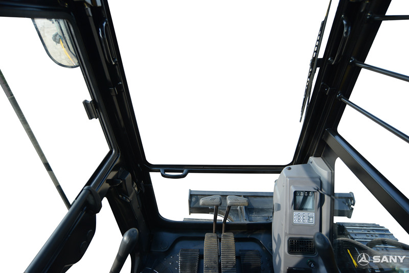 SY65C-10驾驶室视野