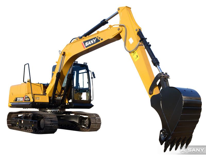 三一155C-10挖掘机