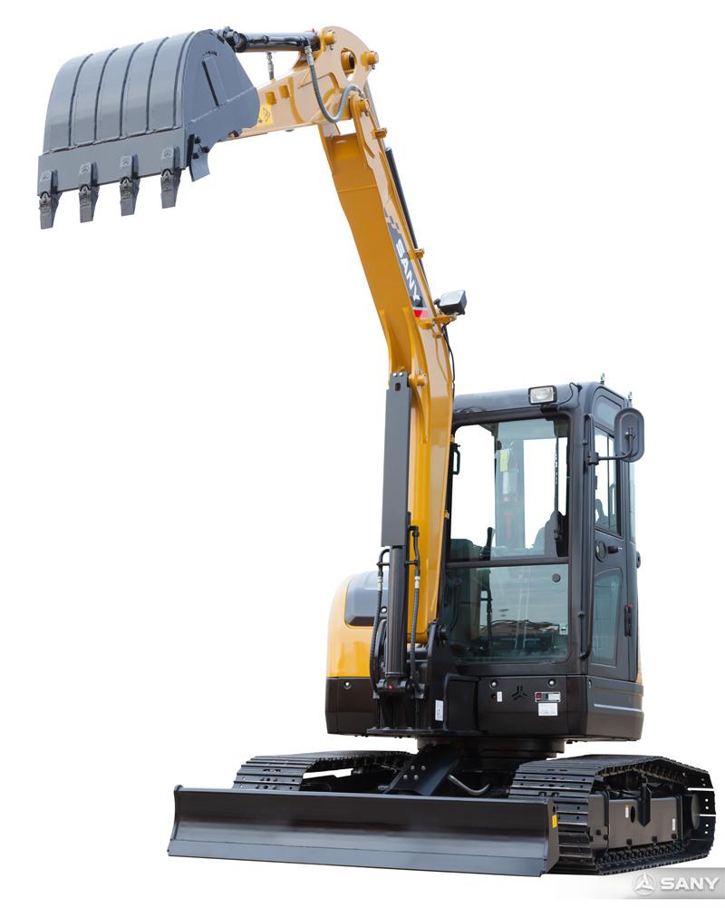 三一SY50U-10挖掘机