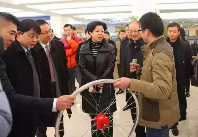 长沙市副市长张迎春肯定三一孵化器特色鲜明成效高