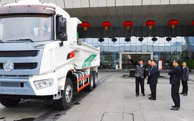 三一渣土车将成为长沙市样本