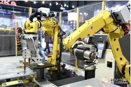 探秘三一重工智能工厂