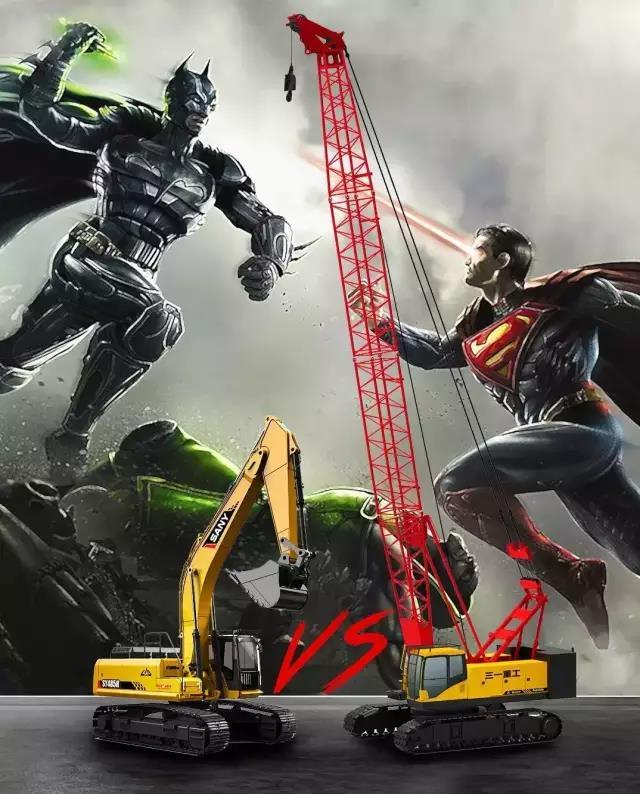 三一挖掘机以超人力量参与灾难救援