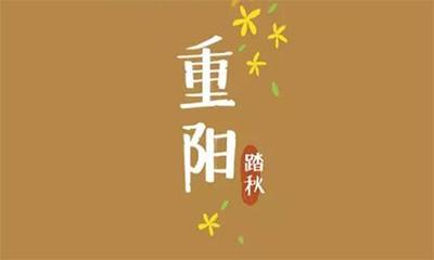 九九重阳节 暖暖老人心