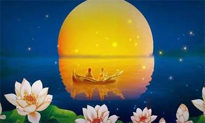 花好月圆夜 三一帕尔菲格祝您中秋快乐