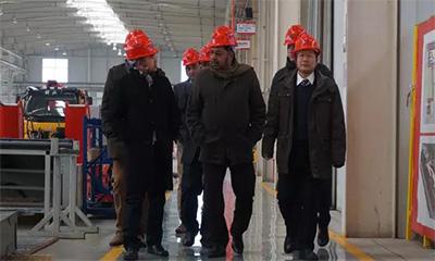 三一帕尔菲格与全球知名代理商Inter Equipment公司签订协议