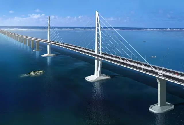再造奇迹: 三一重工超60台设备护航港珠澳大桥