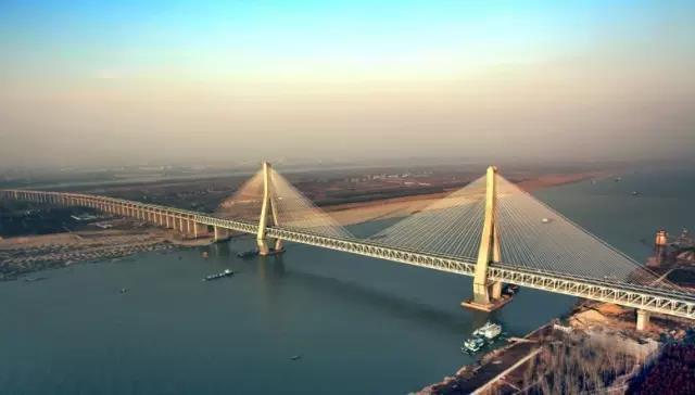 强,这些中国*牛的桥梁都有三一设备参建!